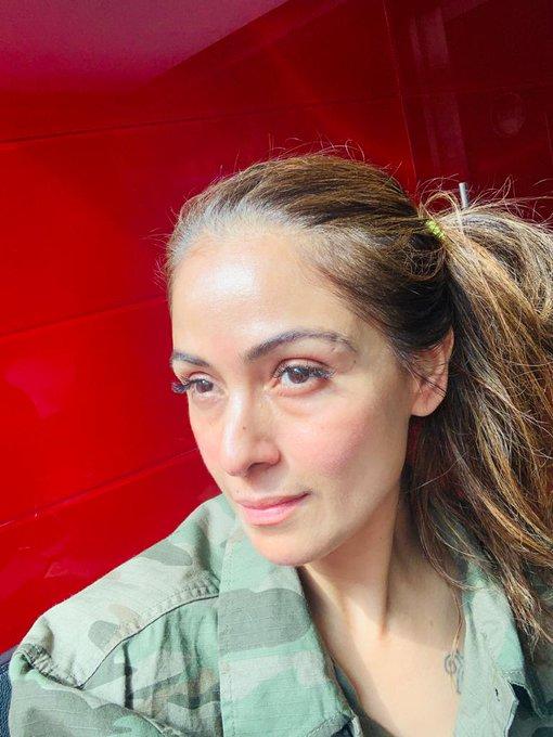 நடிகை சிம்ரன். (Image: Instagram)