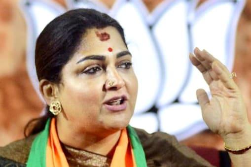 TN Election Result 2021 : ஆயிரம்விளக்கு தொகுதியில் குஷ்பு பின்னடைவு
