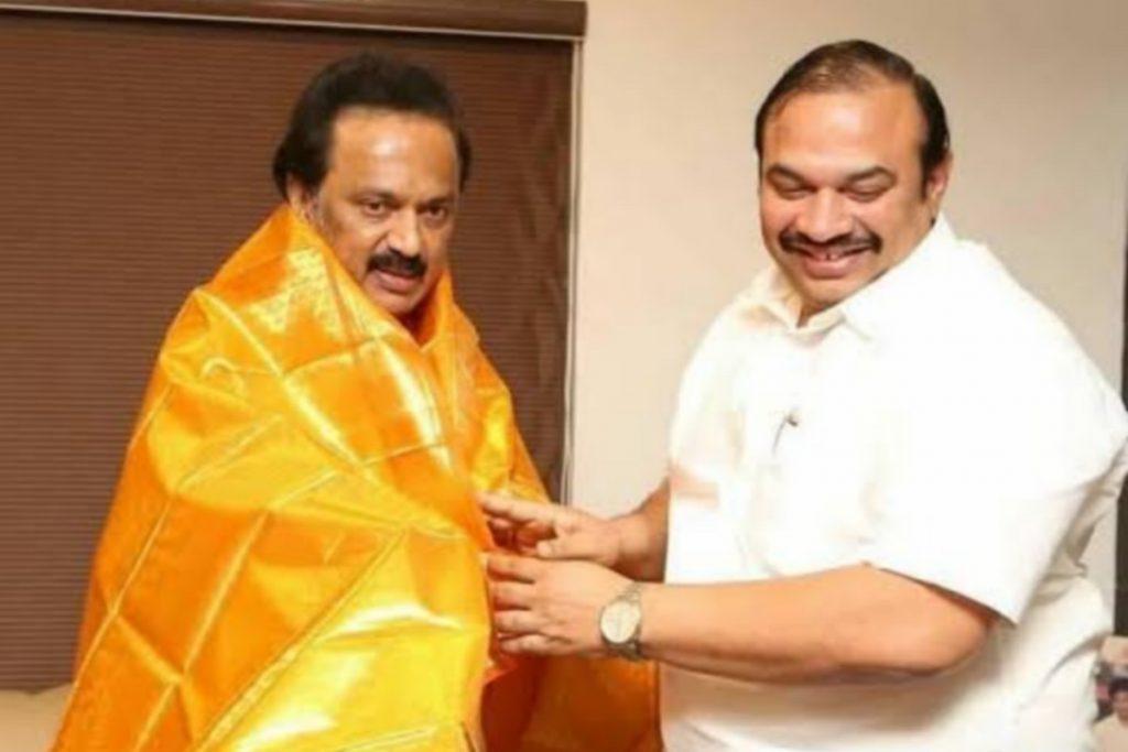 திருச்சி கிழக்கு சட்டமன்ற தொகுதியை பெறுவதில் அன்பில் மகேஷ் vs இனிகோ  இருதயராஜ் இடையே கடும் போட்டி– News18 Tamil