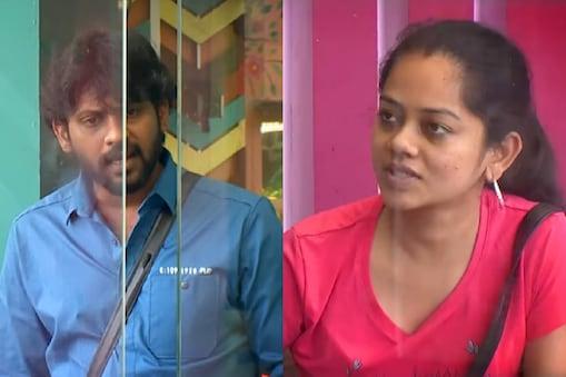 Bigg Boss Tamil 4 : ஜெயிலுக்குச் சென்ற அனிதா சம்பத்... ரியோவுடன் நேரடியாக மோதல்!