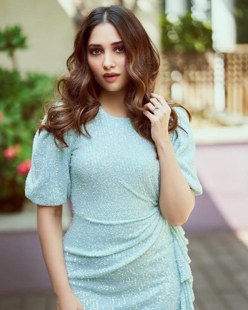 நடிகை தமன்னா ( Image : Instagram @tamannaahspeaks)