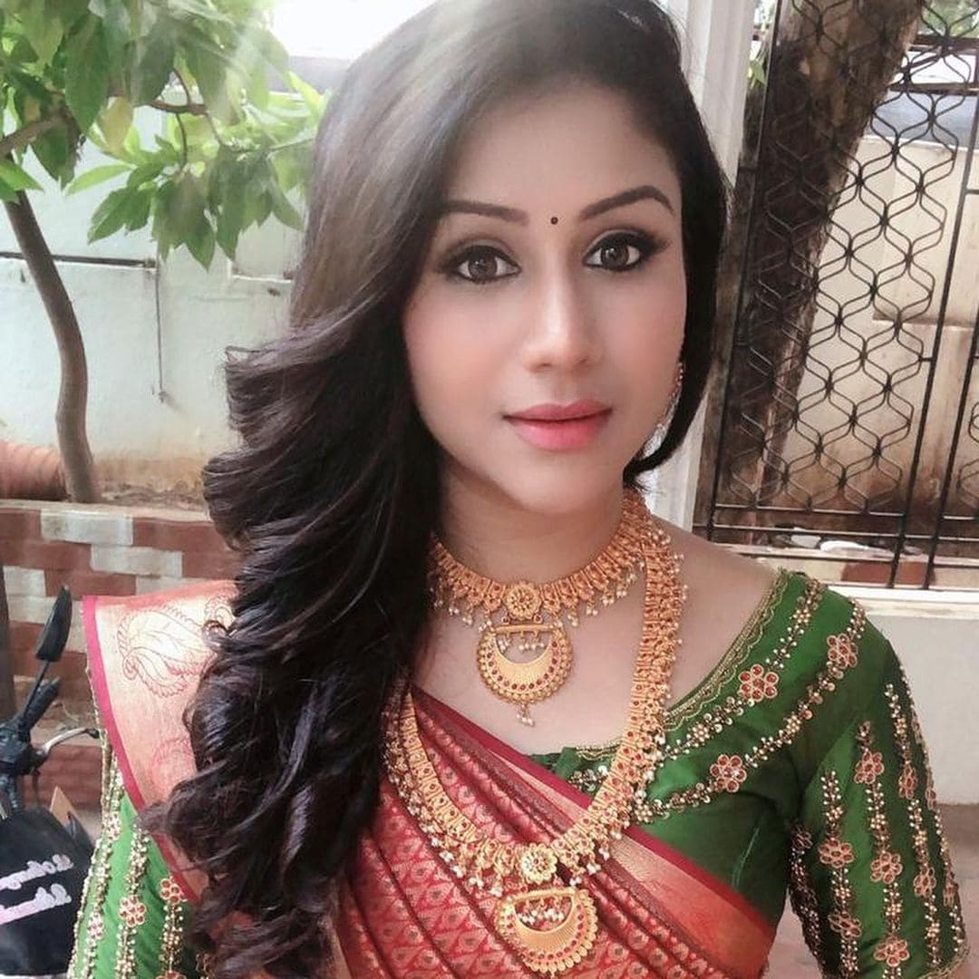 ஆல்யா மானசா (Image : Instagram @alya_manasa)
