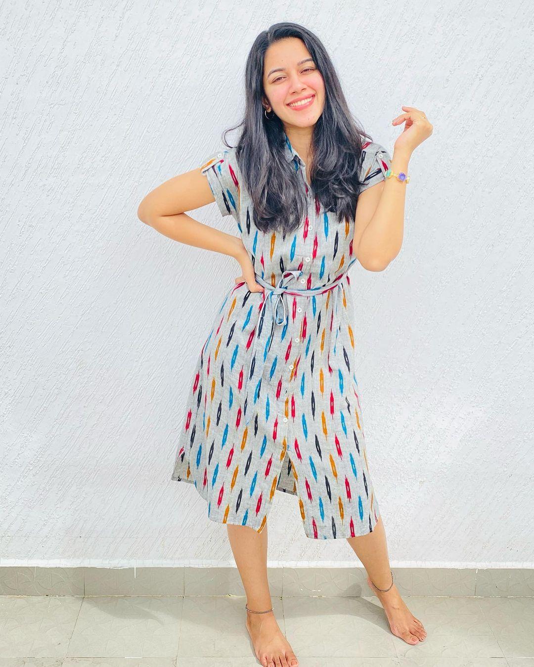<br />நடிகை மிருணாளினி ரவி ( Image : Instagram @mirnaliniravi )