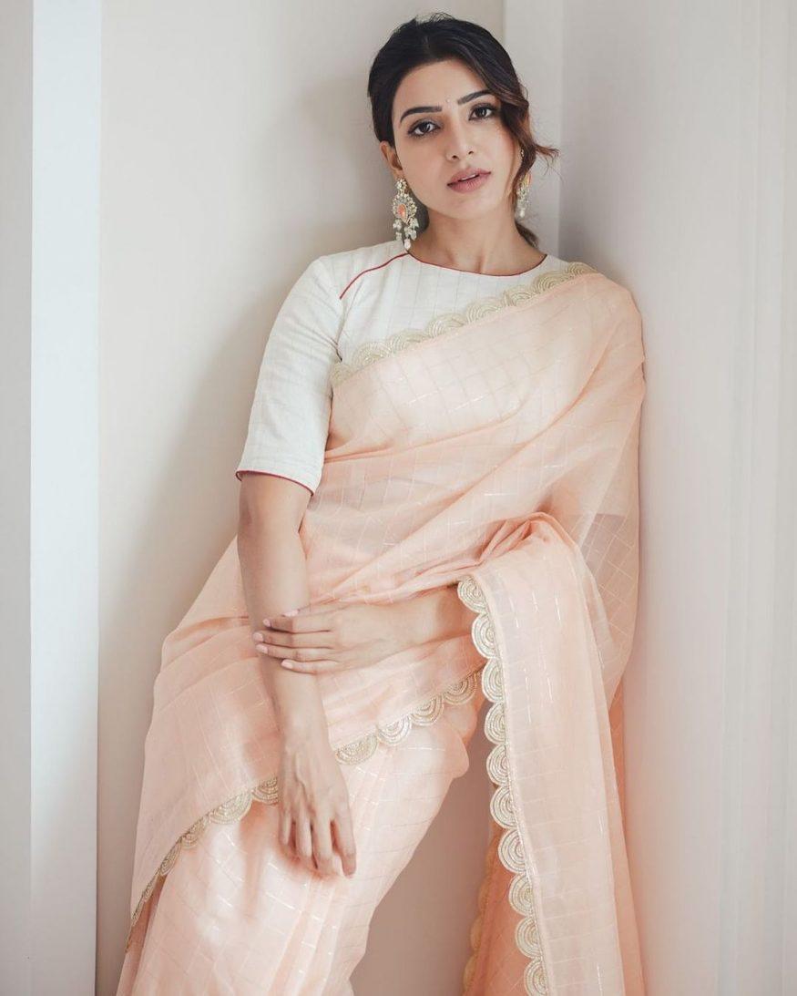 நடிகை சமந்தா (Image : Instagram @samantharuthprabhuoffl)