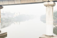 போகிப் பண்டிகைக் கொண்டாட்டம்: புகை மண்டலமாக காட்சியளித்த சென்னை