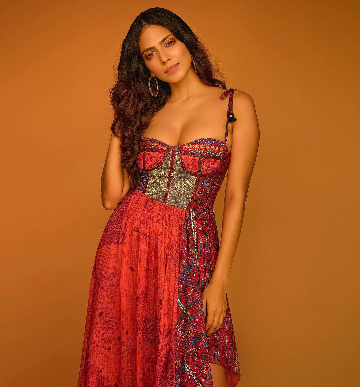 நடிகை மாளவிகா மோகனன் ( Image : Instagram @malavikamohanan_)