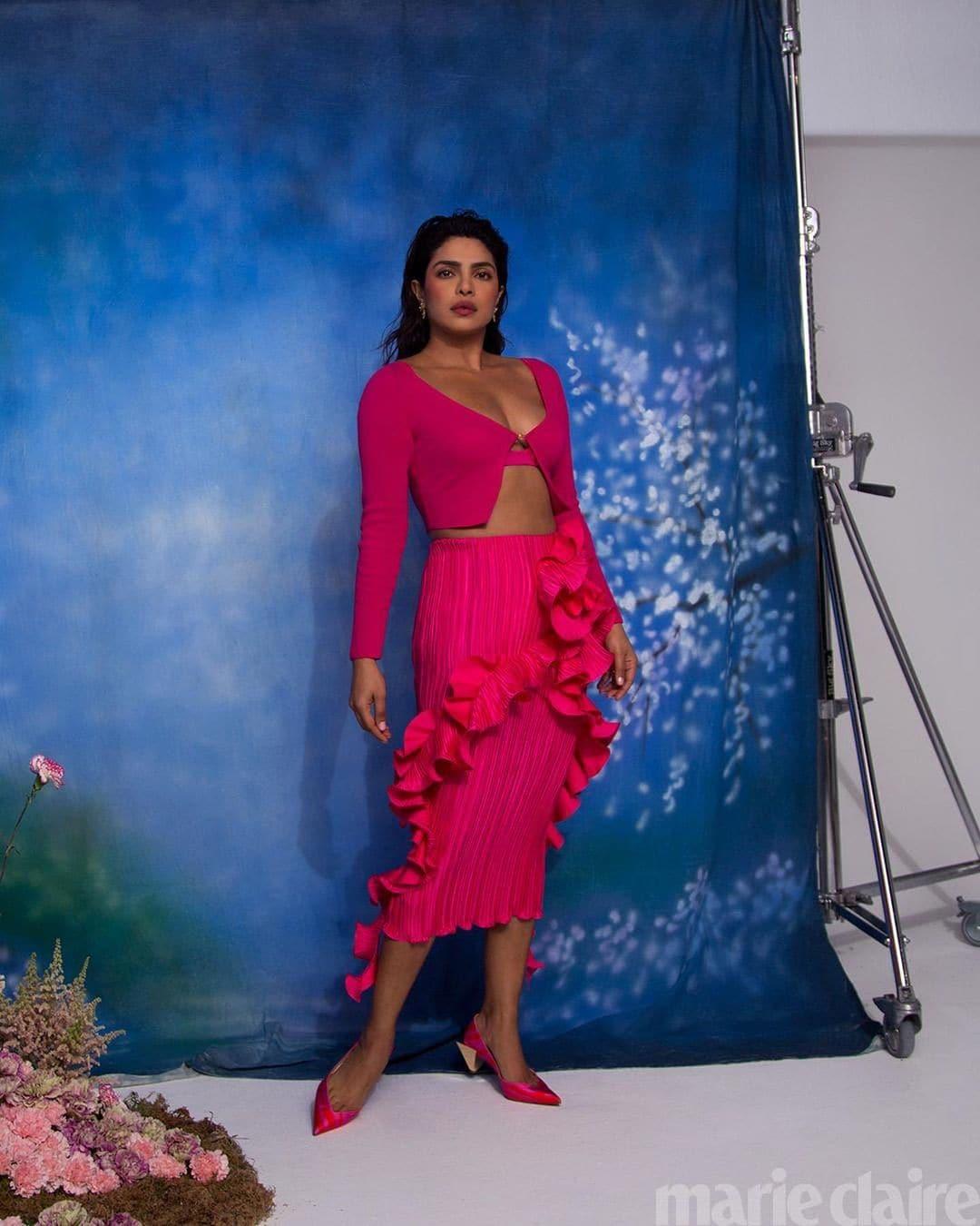 நடிகை ப்ரியங்கா சோப்ரா ( Image : Instagram @priyankachopra )