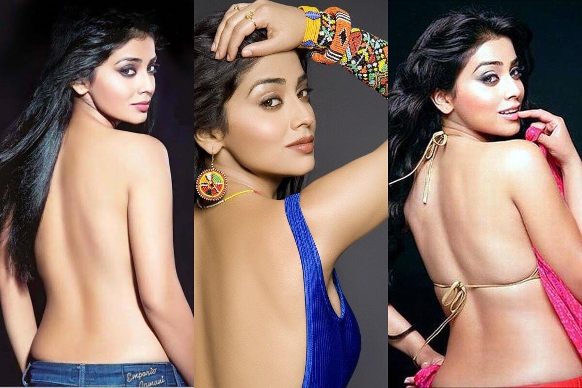 ஷ்ரேயா சரண் தென்னிந்தியாவின் மிகவும் பிரபலமான நடிகைகளில் ஒருவர். நடிப்பைத் தவிர, அவர் தனது ஸ்டன்னிங்கான தோற்றத்திற்கும் பெயர் பெற்றவர். (Image: Facebook)