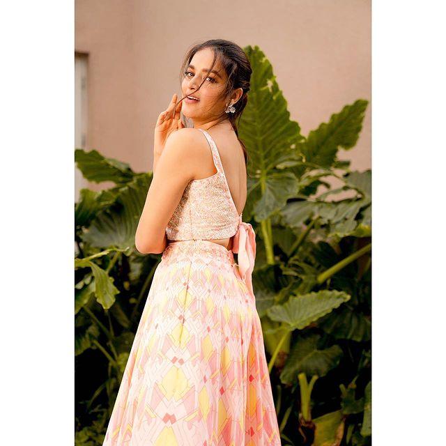 நடிகை நிதி அகர்வால் ( Image : Instagram @nidhhiagerwal)