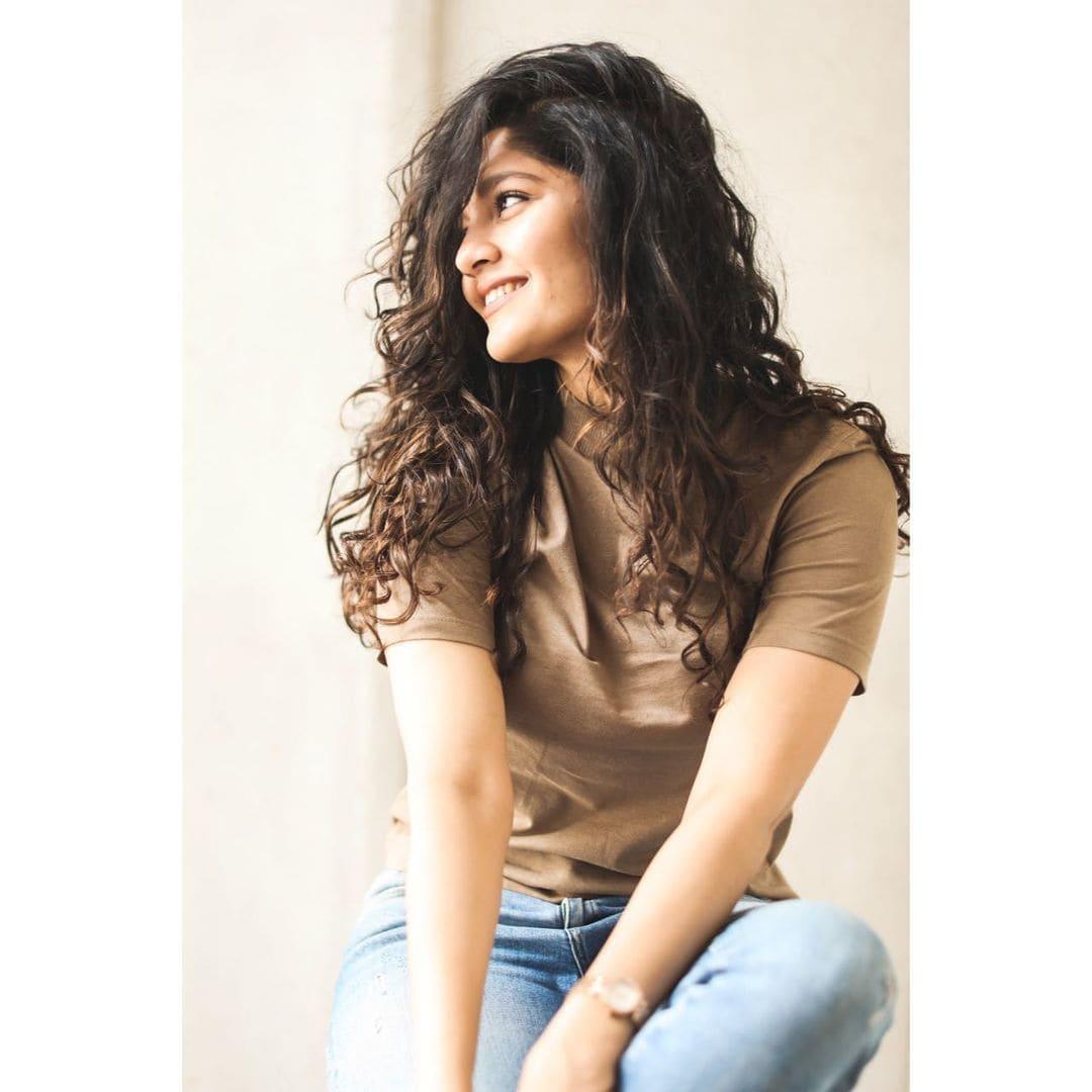 நடிகை ரித்திகா சிங் (Image : Instagram @ritika_offl)