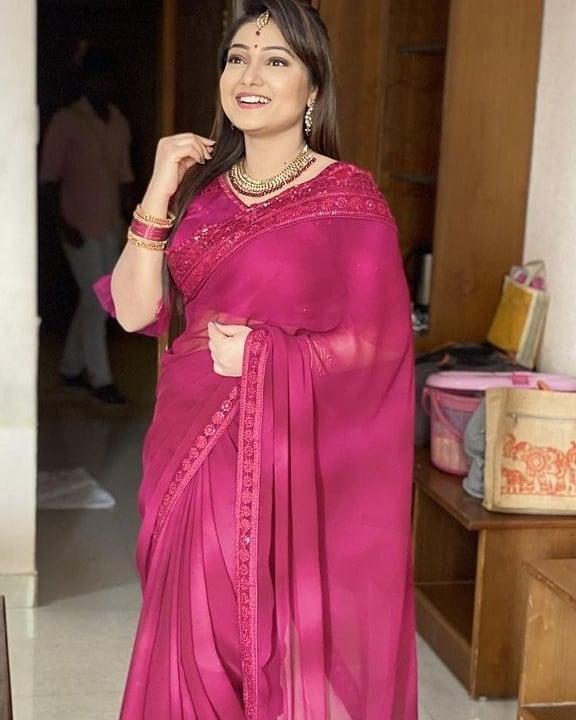 நடிகை ப்ரியங்கா( Image : Instagram @nalkarpriyanka )
