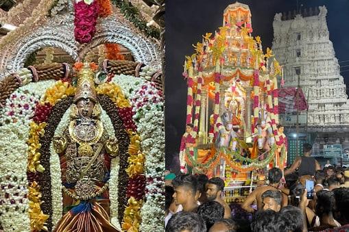 காஞ்சிபுரம் காமாட்சியம்மன் திருக்கோவில் பிரம்மோற்சவ விழா