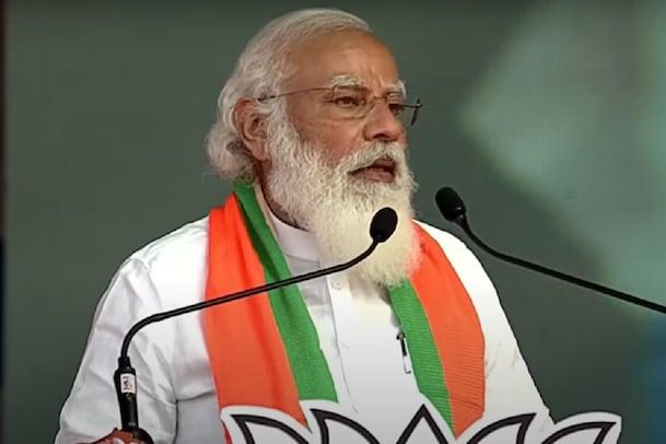பிரதமர் நரேந்திர மோடிக்கு 'செராவீக்' விருது