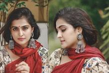 நடிகை ரம்யா நம்பீசனின் ட்ரெடிஷ்னல் லுக் போட்டோஸ்!
