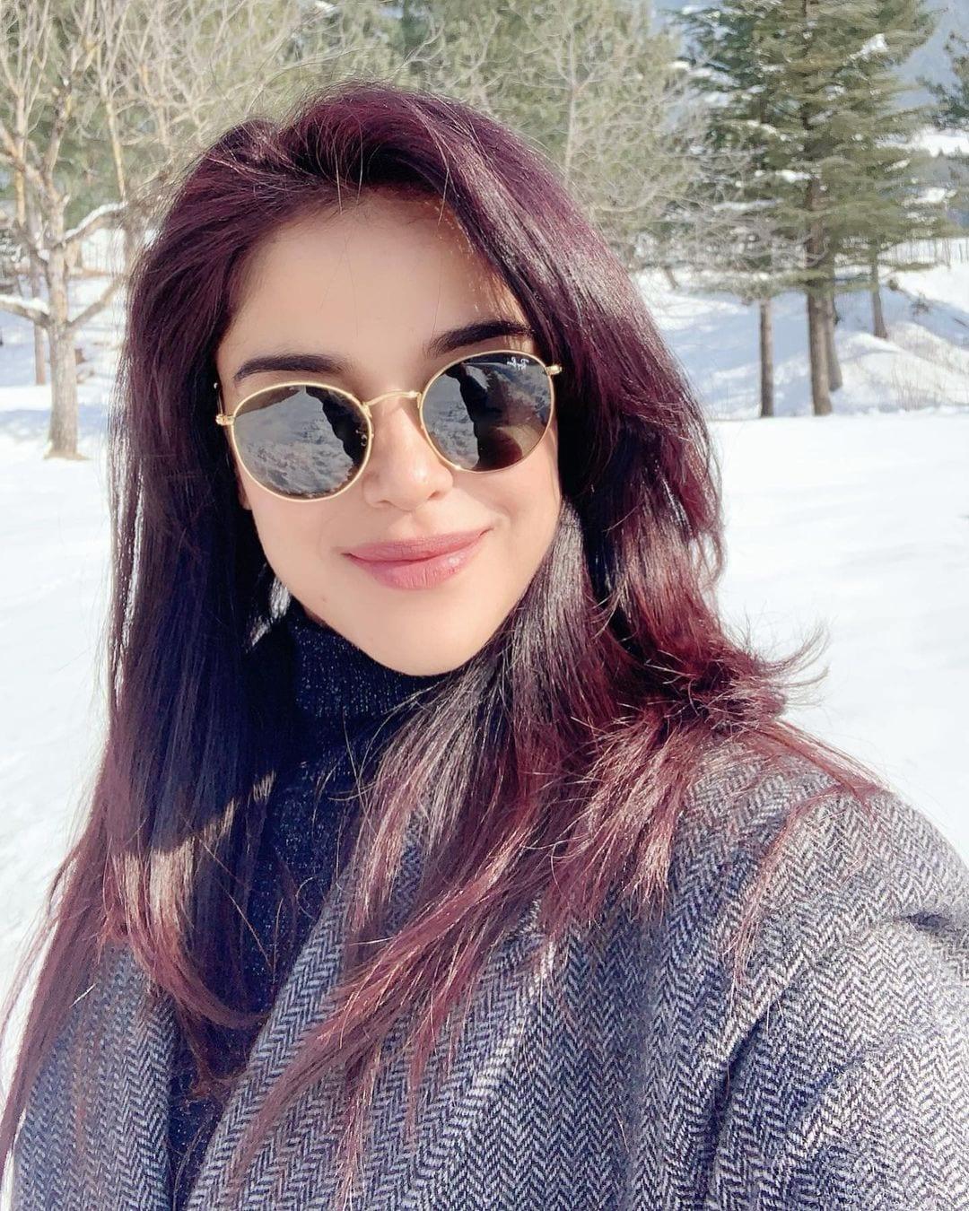நடிகை பியா பாஜ்பாய் ( Image :Instagram @piabajpai)
