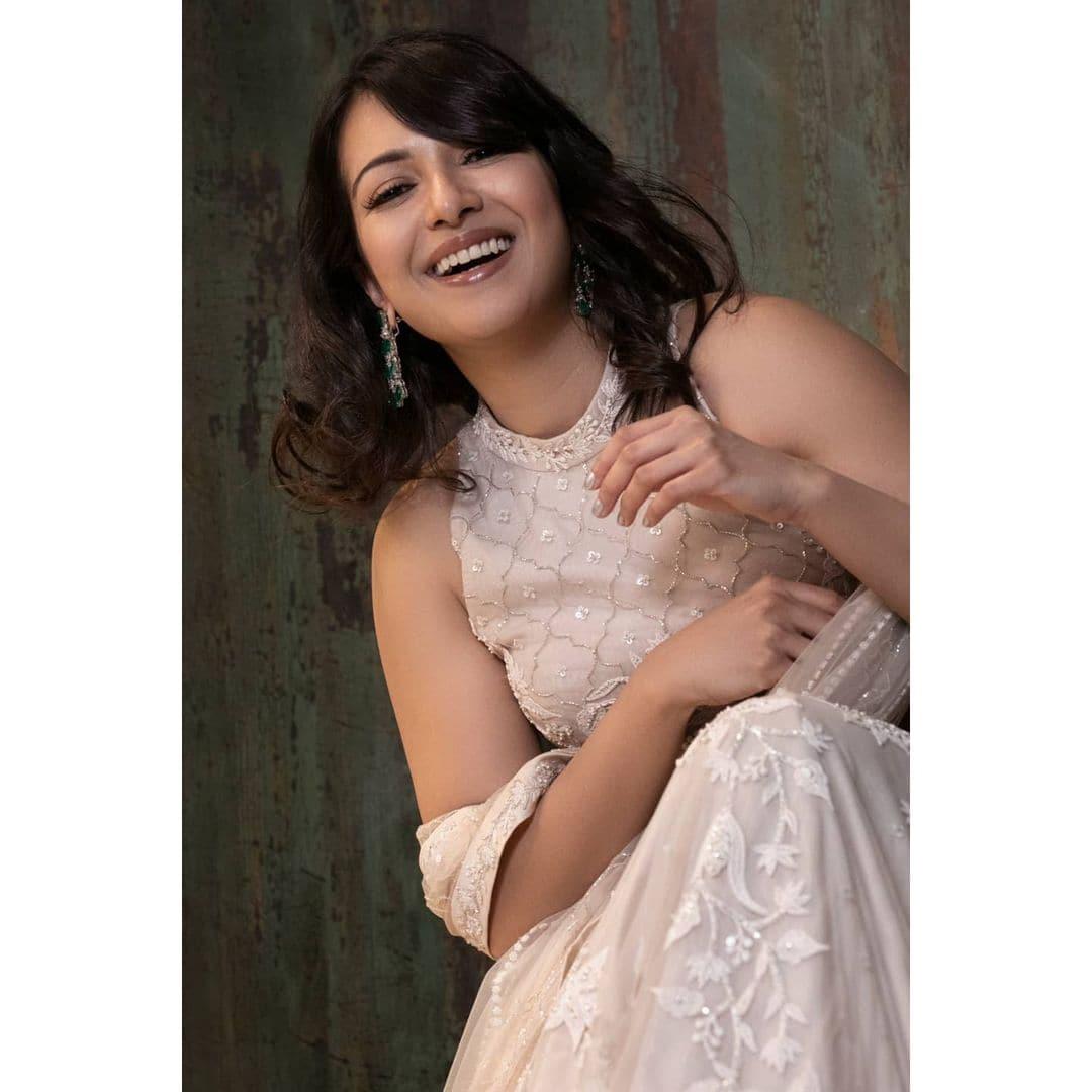 நடிகை கேத்ரின் தெரசா ( Image :Instagram @catherinetresa)