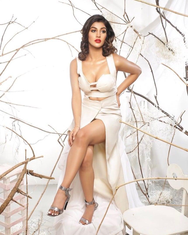 நடிகை யாஷிகா ஆனந்த் ( Image :Instagram @yashikaaannand)