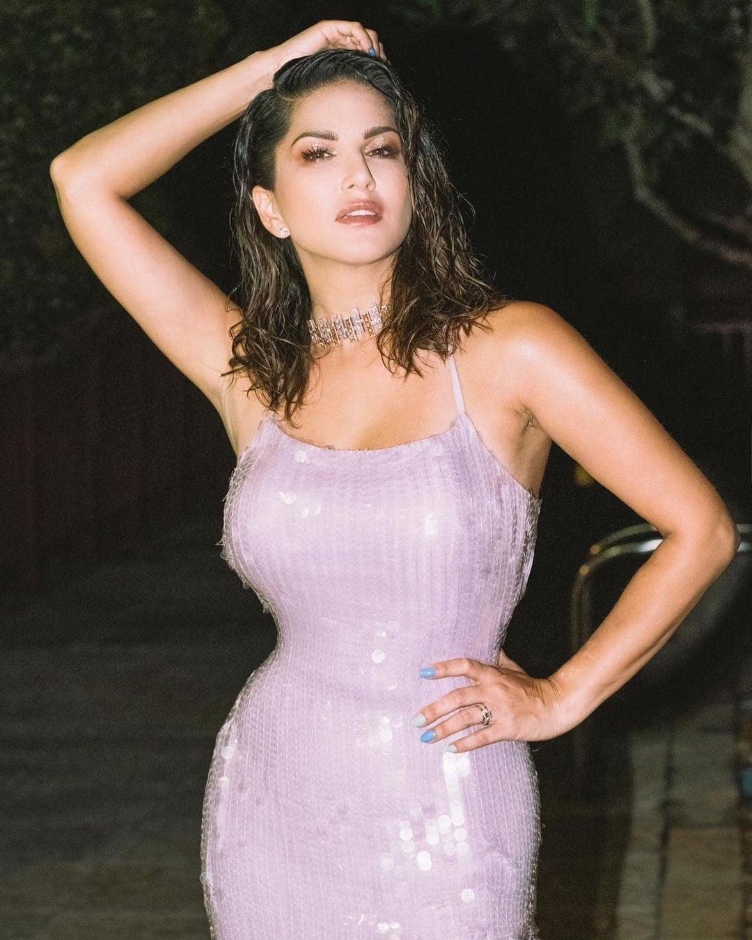 நடிகை சன்னி லியோன் ( Image :Instagram @sunnyleone)