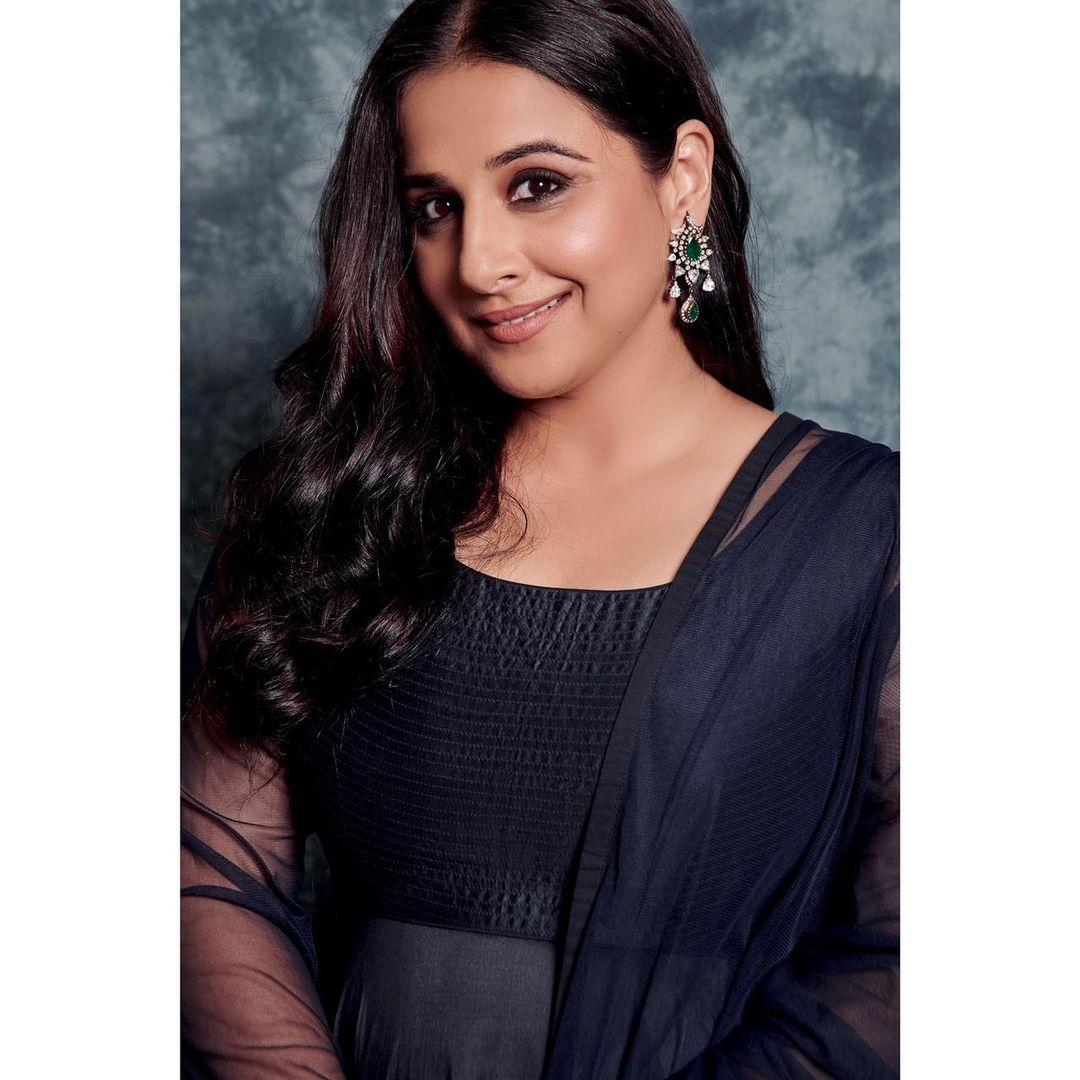 நடிகை வித்யா பாலன் ( Image : Instagram @balanvidya)