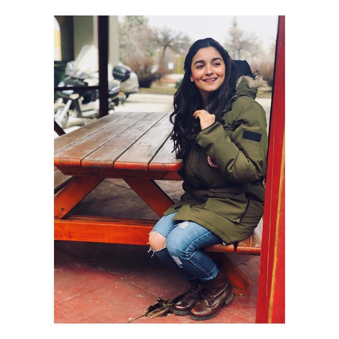 நடிகை ஆலியா பட் ( Image :Instagram @aliaabhatt)
