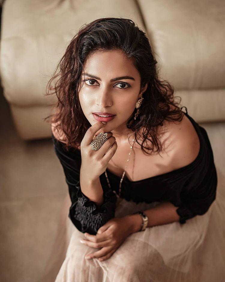 நடிகை அமலா பால் (Image : Instagram @amalapaul)