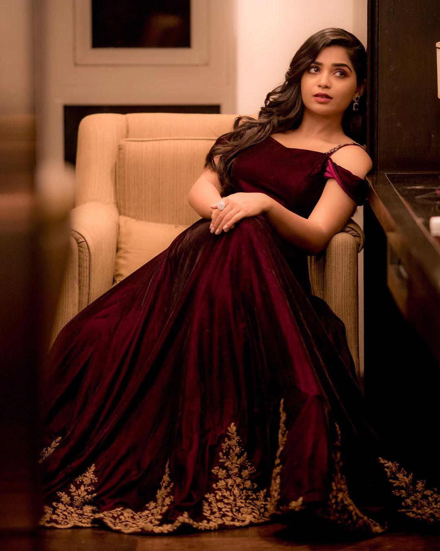 நடிகை கௌரி ( Image :Instagram @gourigkofficial)