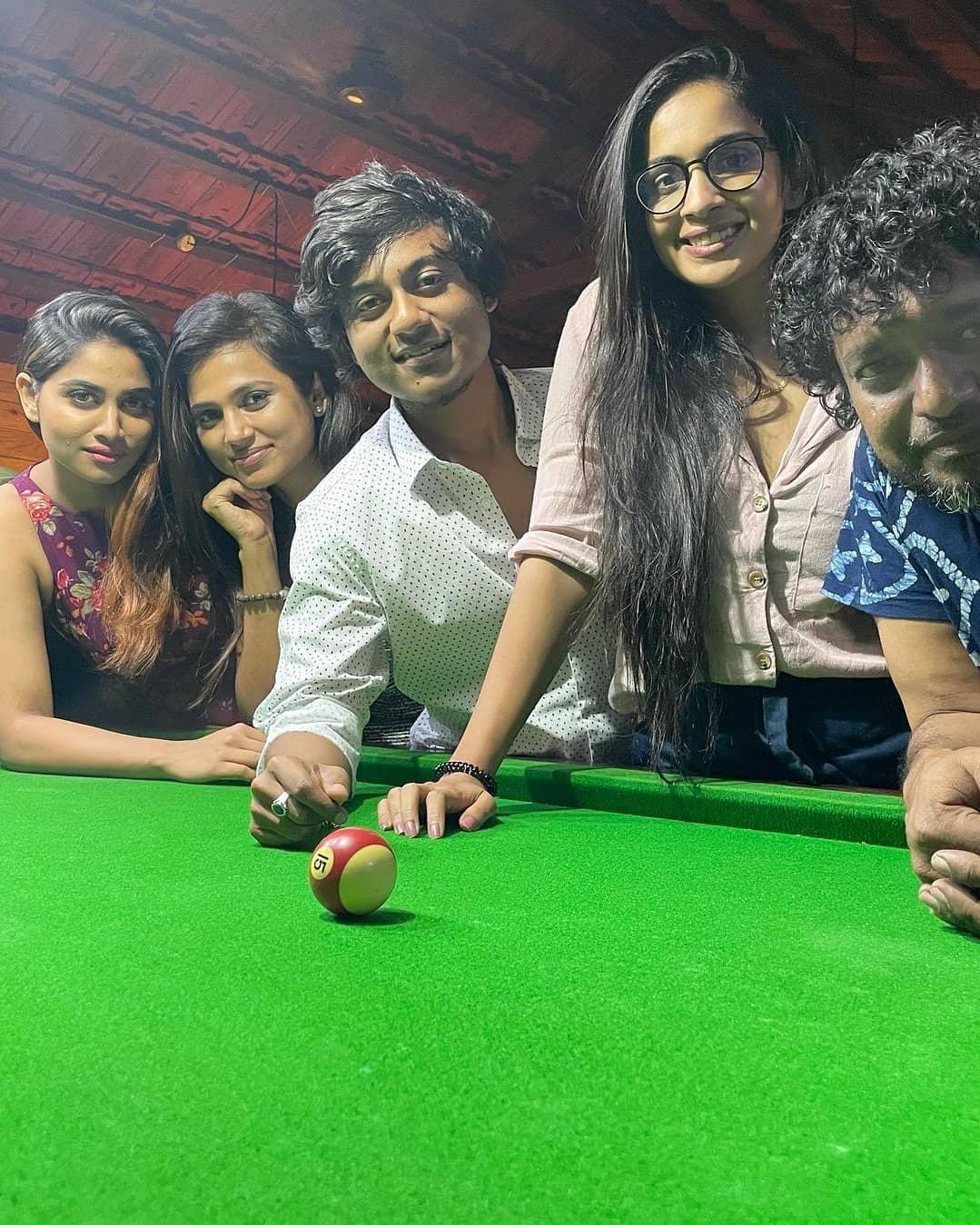 Bigg Boss Tamil 4 Celebrities latest images