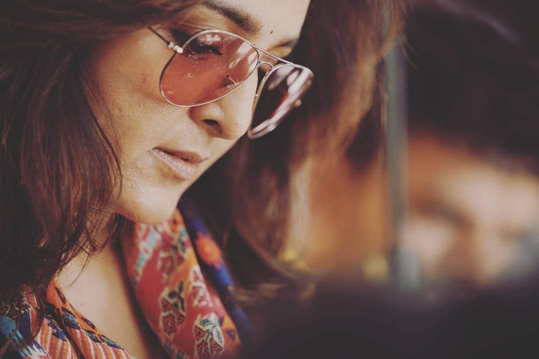 நடிகை மஞ்சு வாரியர் ( Image :Instagram @manju.warrier)
