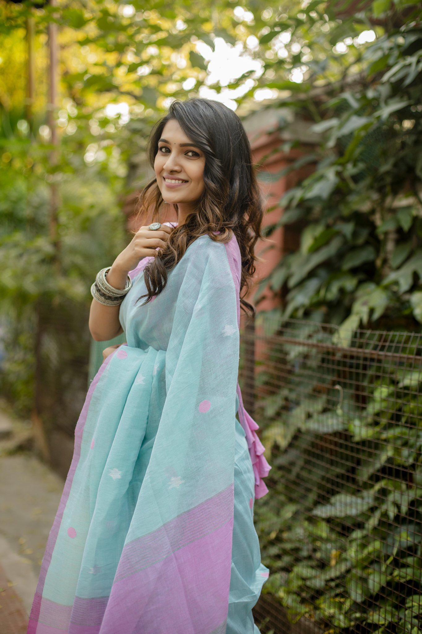 நடிகை வாணி போஜன் ( Image :Instagram @vanibhojan_)