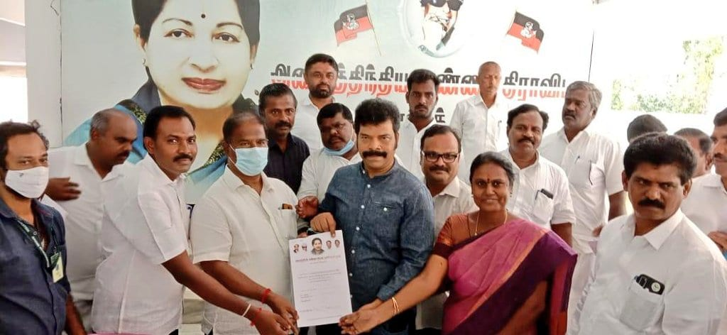 comedy actor and director Ravi Maria contest in Tamil Nadu assembly election behalf of AIADMK