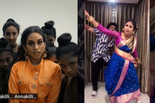 Enjoy Enjaami: என்ஜாயி எஞ்சாமி ஃபீவர்... மகள் பிறந்தநாளுக்கு கலக்கல் டான்ஸ் ஆடிய சீரியல் நடிகை!