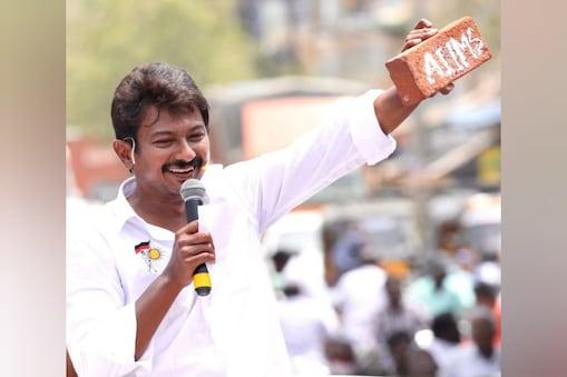 Tamil Nadu Election Result 2021: சேப்பாக்கம்-திருவல்லிக்கேணியில் உதயநிதி ஸ்டாலின் முன்னிலை!
