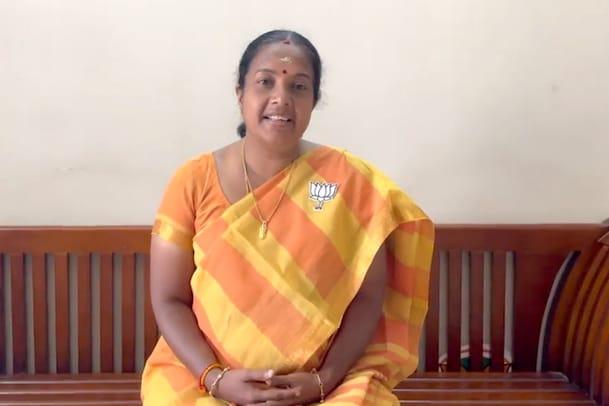 பெண்களுக்கு அர்ச்சகர் பயிற்சி- வானதி ஸ்ரீனிவாசன் வரவேற்பு