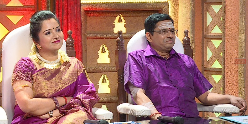 Colors Tamil TV Bhajan Samraat colors sunday kondattam shows