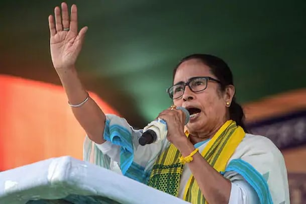 பா.ஜ.க சவாலை ஏற்று நந்திகிராமில் மம்தா போட்டி