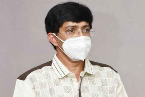 Covid Vaccination: தடுப்பூசி கையிருப்பு இல்லாததால் 18 வயது மேற்பட்டவர்களுக்கு மே 1 முதல் தடுப்பூசி செலுத்த இயலாது - ராதாகிருஷ்ணன் விளக்கம்