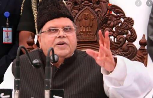 மேகாலயா ஆளுநர் சத்யபால் மாலிக்.
