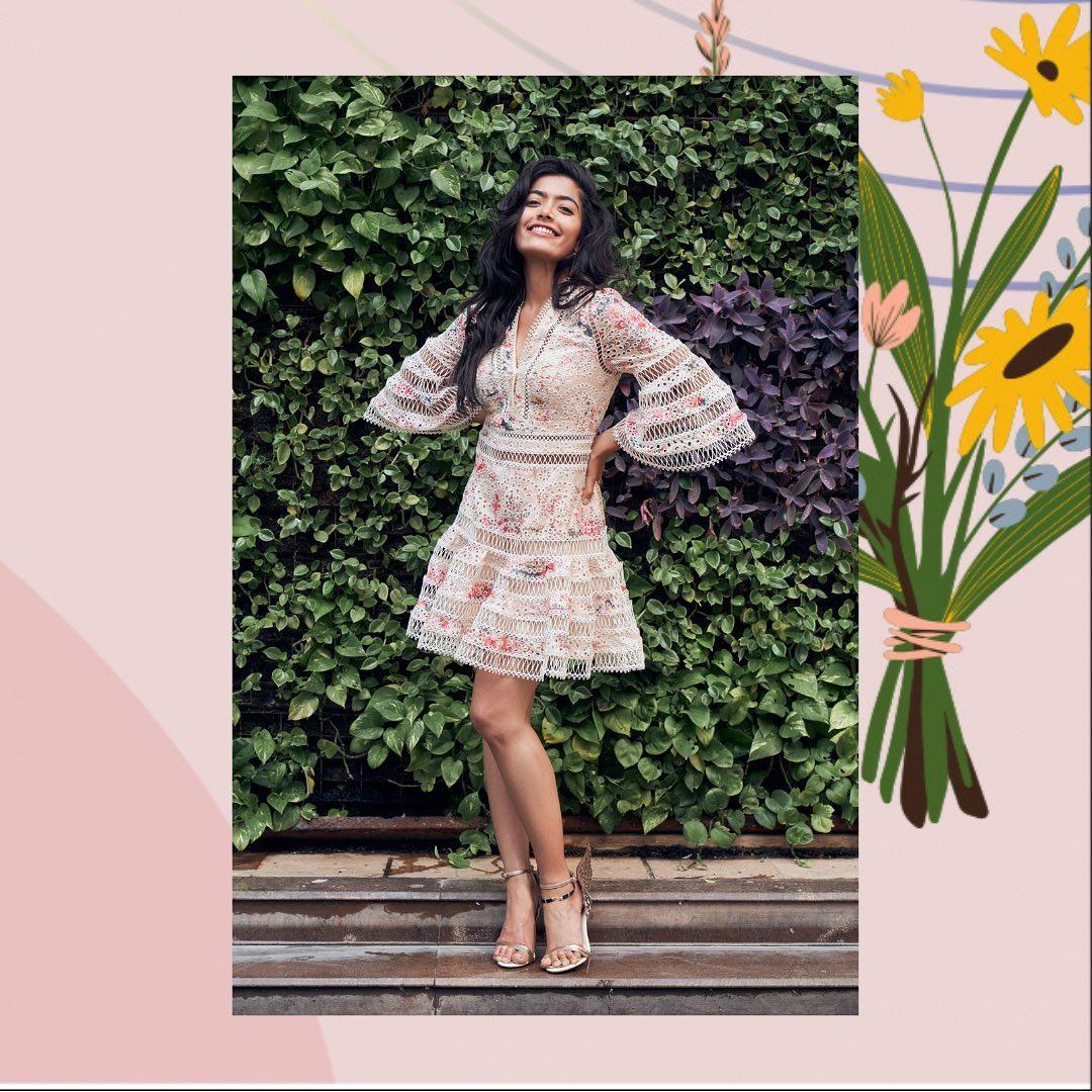 நடிகை ராஷ்மிகா மந்தனா (Image :Instagram @rashmika_mandanna )