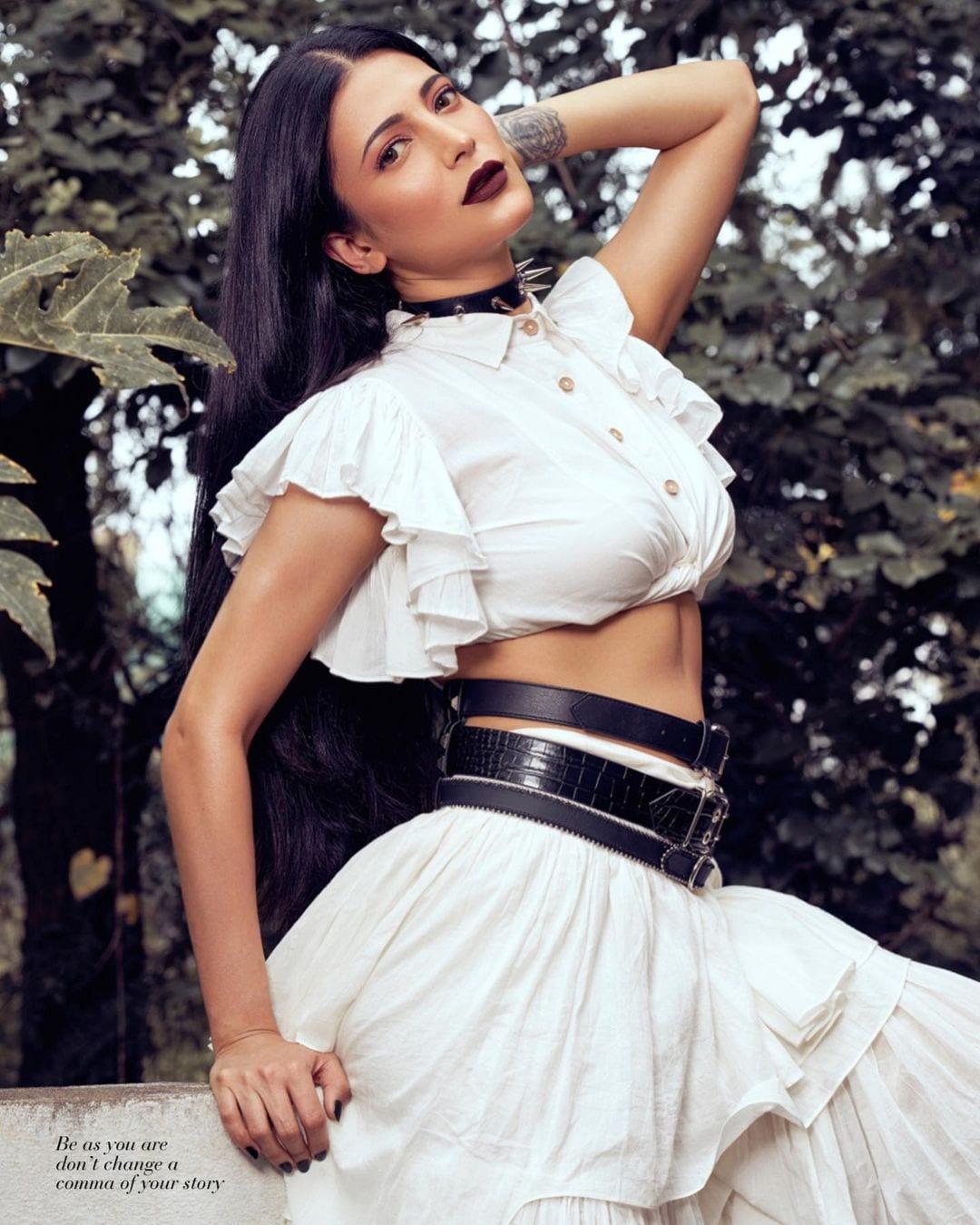நடிகை ஸ்ருதி ஹாசன் ( Image : Instagram @shrutzhaasan )