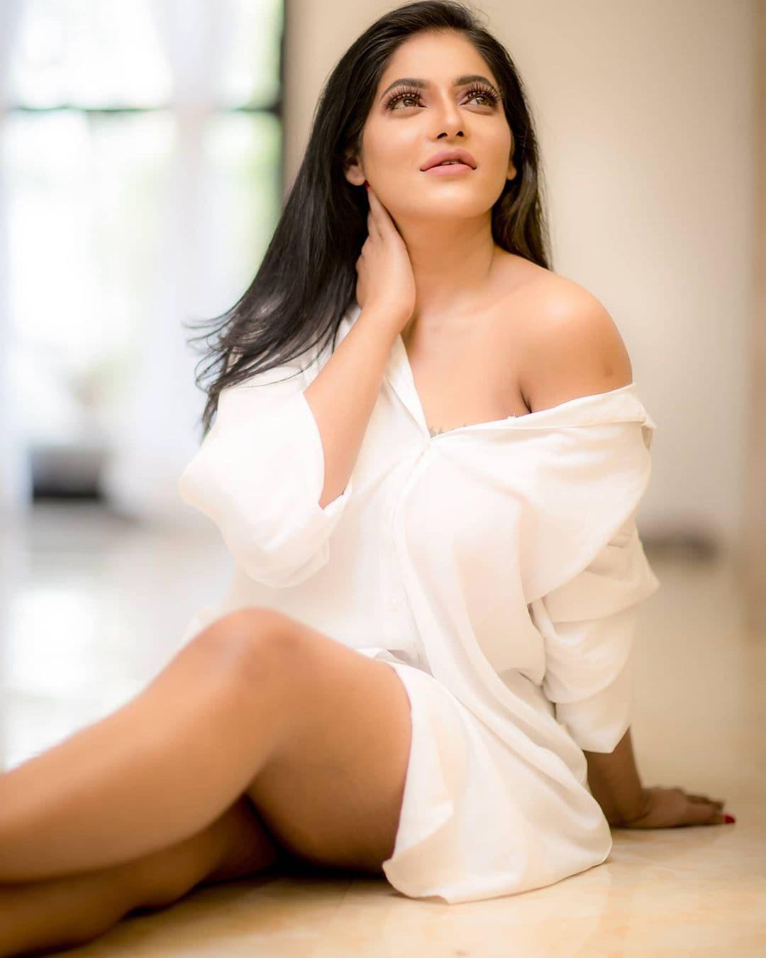 நடிகை ரேஷ்மா பசுபுலேட்டி ( Image :Instagram @reshmapasupuleti)