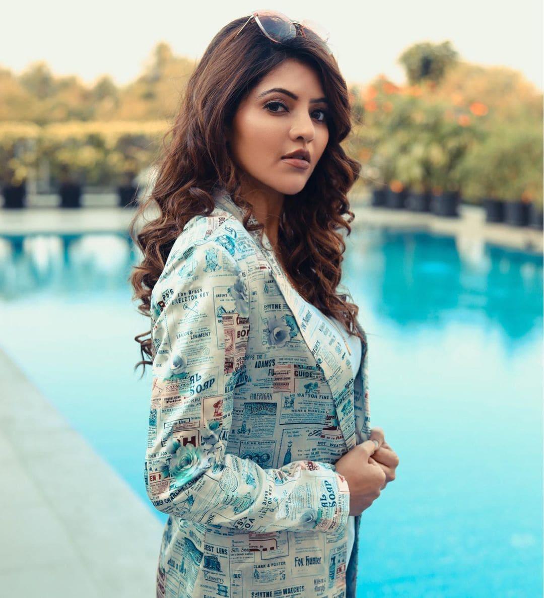 நடிகை அதுல்யா ரவி ( Image :Instagram @athulyaofficial)