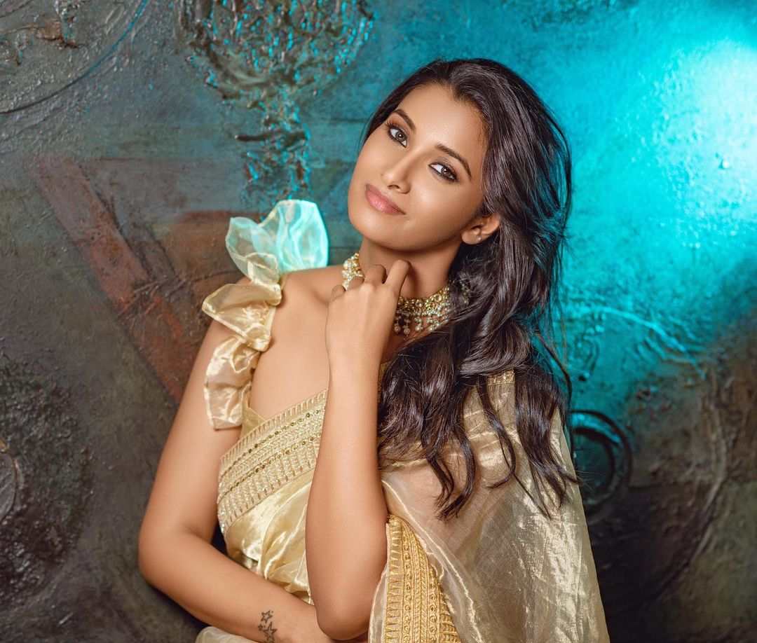 நடிகை ப்ரியா பவானி சங்கர் ( Image : Instagram @priyabhavanishankar)