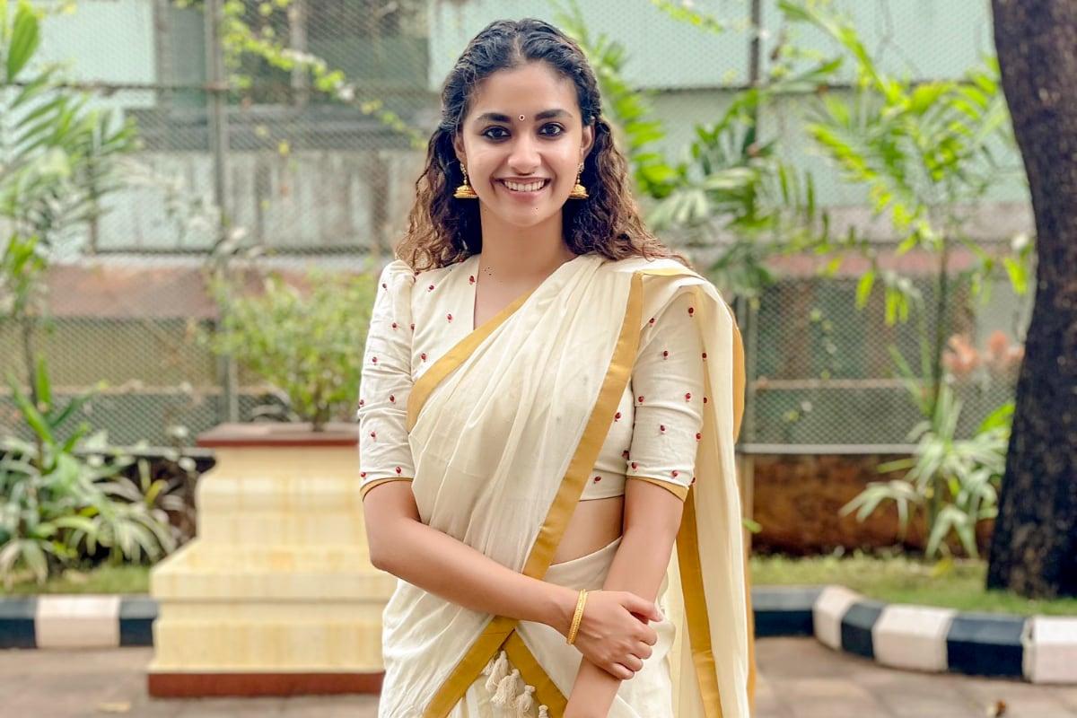 நடிகை கீர்த்தி சுரேஷ் (Image :Instagram @keerthysureshofficial)