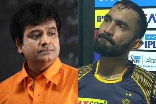 Actor Vivek: 'மனம் ஏனோ ஏற்க மறுக்கிறது' விவேக் மறைவு குறித்து தினேஷ் கார்த்திக்