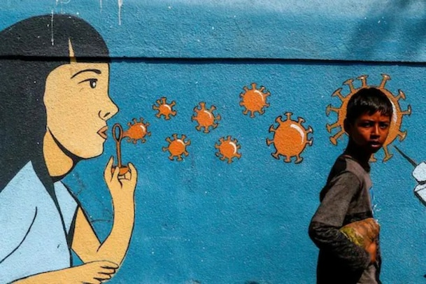 இந்தியாவில் 2 லட்சத்தைக் கடந்த ஒருநாள் கொரோனா பாதிப்பு