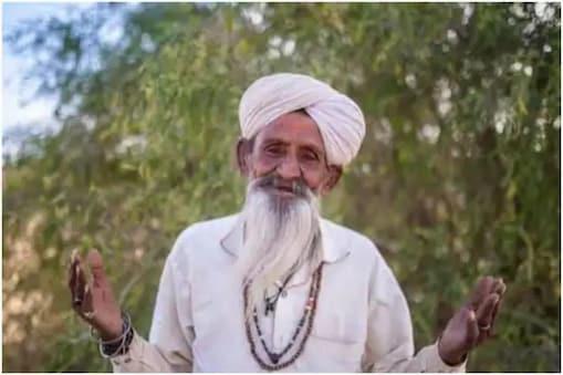 82 வயது ராஜஸ்தான் நபர்