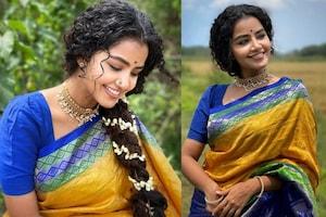 நடிகை அனுபமா பரமேஸ்வரன் லேட்டஸ்ட் போட்டோஸ்!