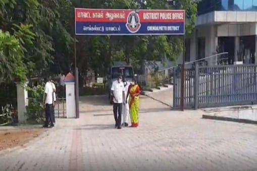 செங்கல்பட்டு காவல்நிலையம்