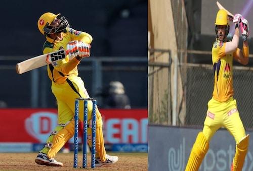 IPL 2021: கடைசி ஓவரில் 5 சிக்ஸர்கள்.. 25 பந்துகளில் ஜடேஜா அரைசதம்... - ஆர்.சி.பி வெற்றிக்கு 192  ரன்கள் இலக்கு