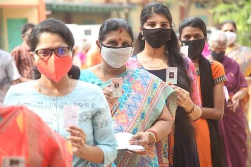 தமிழகத்திலேயே சென்னையின் வில்லிவாக்கம் தொகுதியில் தான் குறைந்தபட்ச வாக்குப்பதிவு